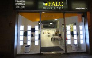 FALC Immobilien - Außen