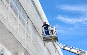 TIDYservice - Fassadenreinigung