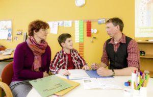 Duden Institute für Lerntherapie - Grimme Therapiesituation