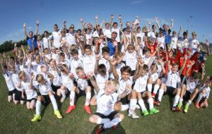 Fußballfabrik - Gruppenbild
