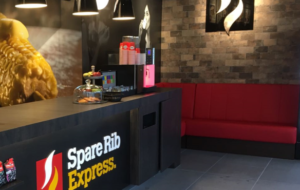 Spare Rib Express - Interieur SRE 1