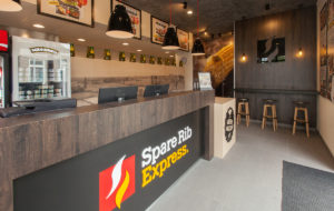 Spare Rib Express - Interieur SRE 3