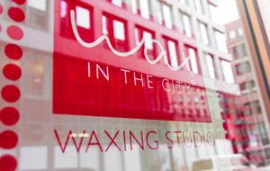 Wax in the City - Wax in the City Logoschild 2